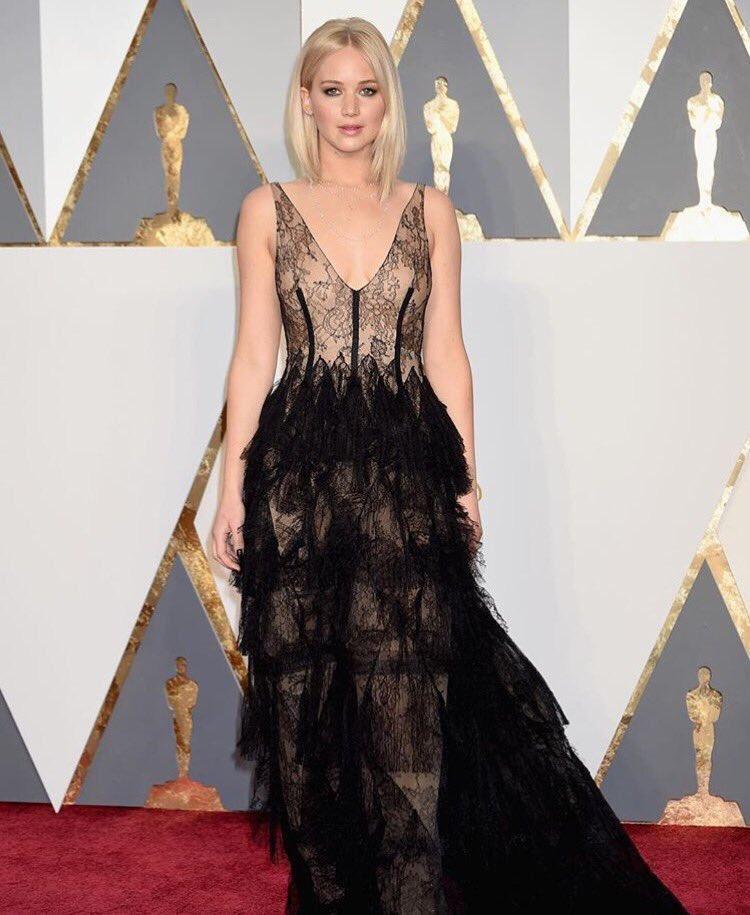 La única que nos faltaba: Jennifer Lawrence en Dior