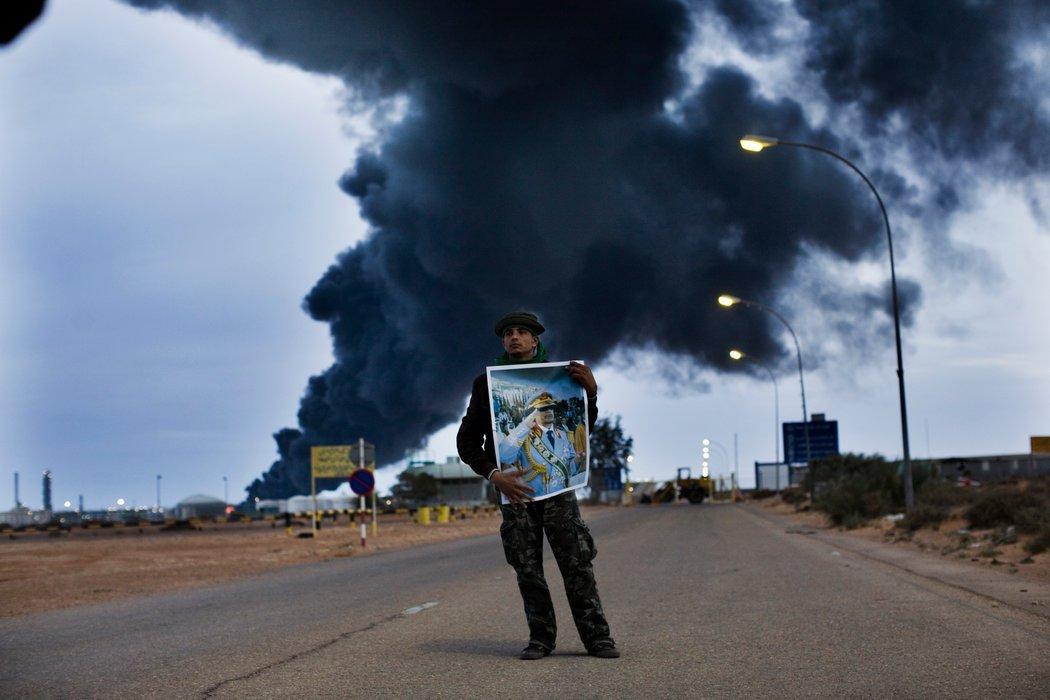 Интервенция в Ливию