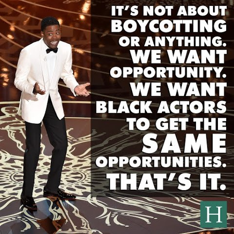 Chris Rock's monologue totally nails #OscarsSoWhite controversy https://t.co/CpPyWQbmLs