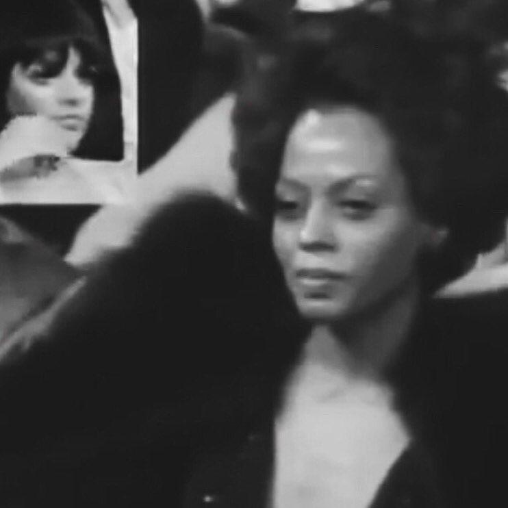 My Mama #DianaRoss and #LizaMinelli at the #Oscars!