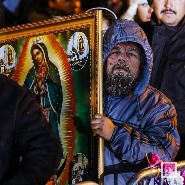 Seguimos orando por ti, Leo. ¡Ánimo! #Oscars https://t.co/Y9krJamiRY