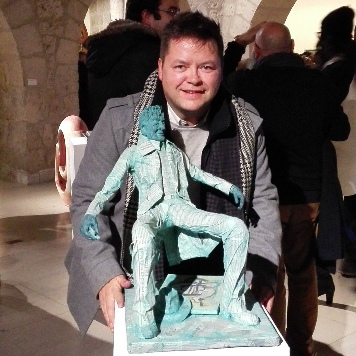 "Oliver Vicario Pahl on Twitter: ""Mi particular Homenaje a Ignacio ..."