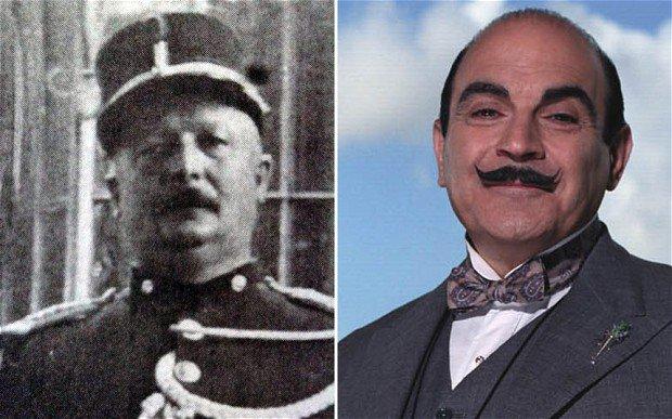 Jacques Joseph Hamoir e Hercule Poirot
