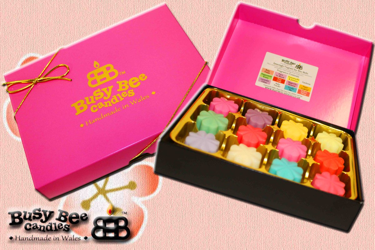 Follow/RT Win a @BusyBeeCandles Pamper Wax Melt Selection Box. Perfect for Mum #MothersDay https://t.co/vkdArvE1M5… https://t.co/L4wgYLFqF7