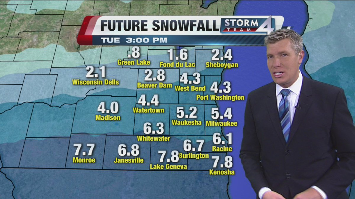 winter storm tmj weather | TODAY'