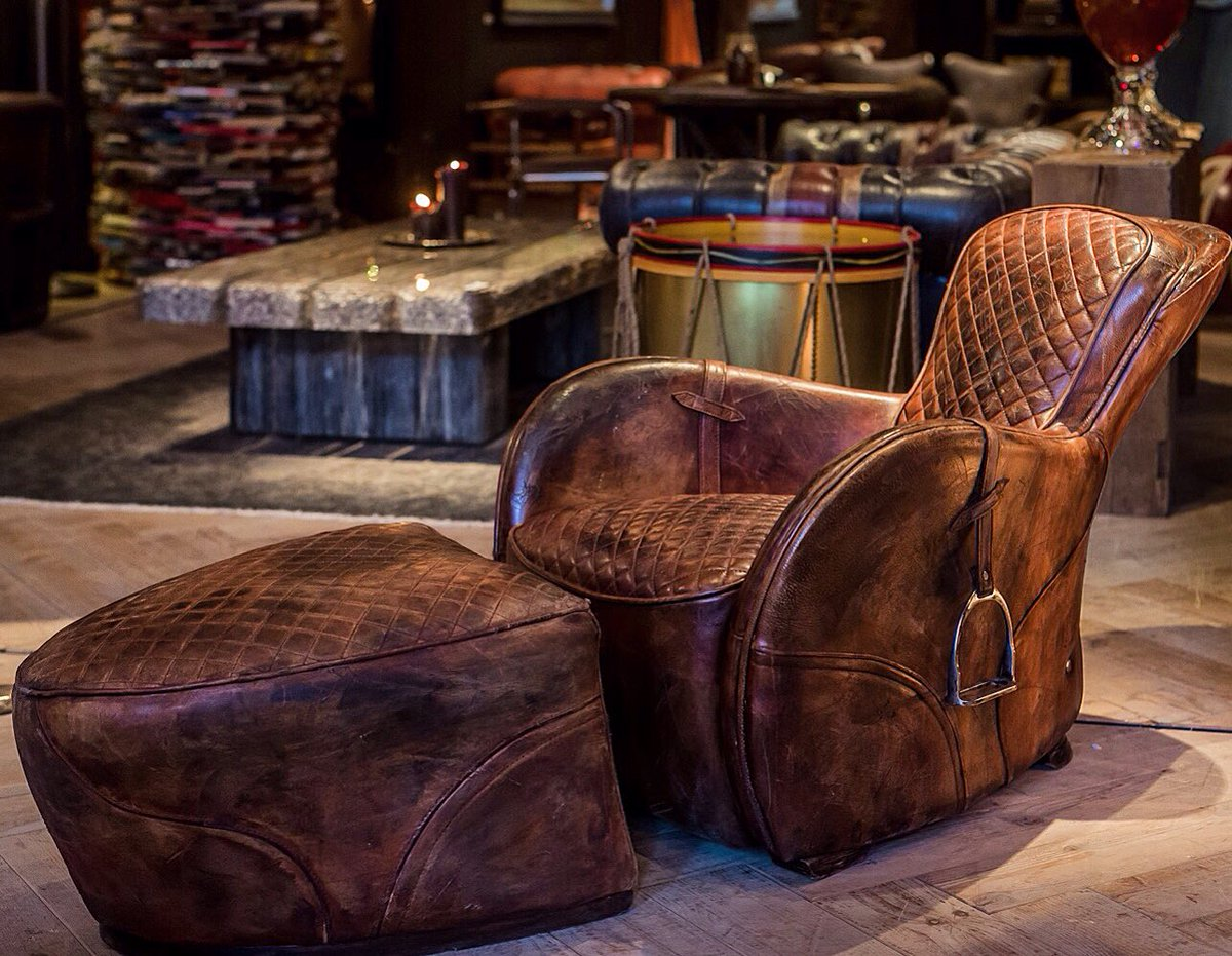 Superb Timothy Oulton Auf Twitter One Of Our Most Daring Leather Onthecornerstone Fun Painted Chair Ideas Images Onthecornerstoneorg