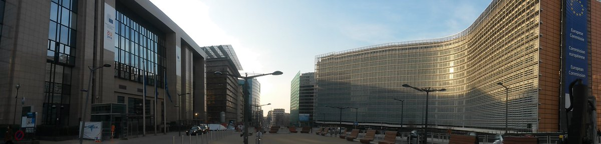 @myimageoftheEU Schuman Square in Brussels and the institutions of the EU #myimageoftheEU https://t.co/Fvz16Ta2l5