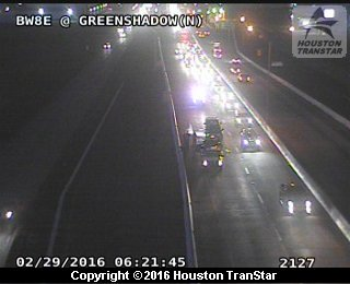 khoutraffic: 4-car accident east sam houston tollway northbound