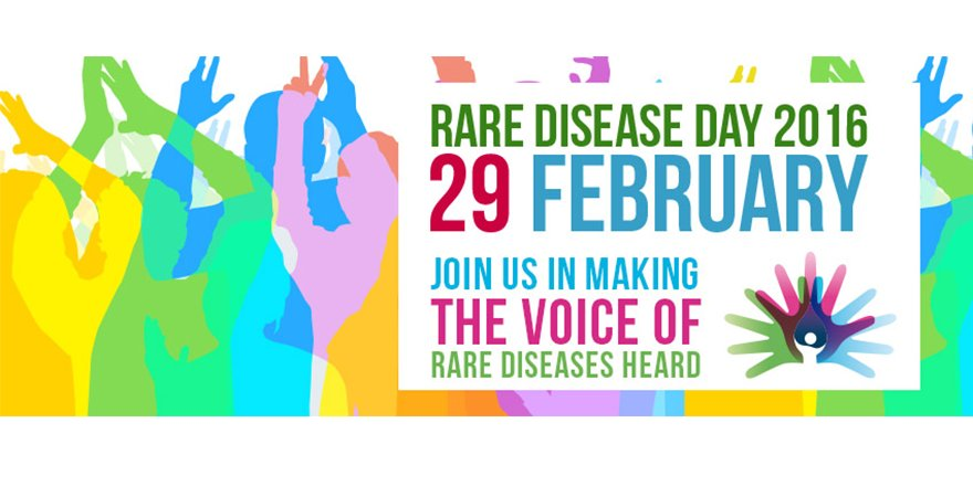 Today is #RareDiseaseDay. We're joining @RareDiseases in making the voices of #rarediseases heard https://t.co/gHvUJgTetE