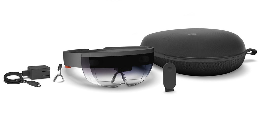 Announcing Microsoft HoloLens Development Edition open for pre-order, shipping March 30 https://t.co/lt4LghIydx https://t.co/Mou5f4fLoi
