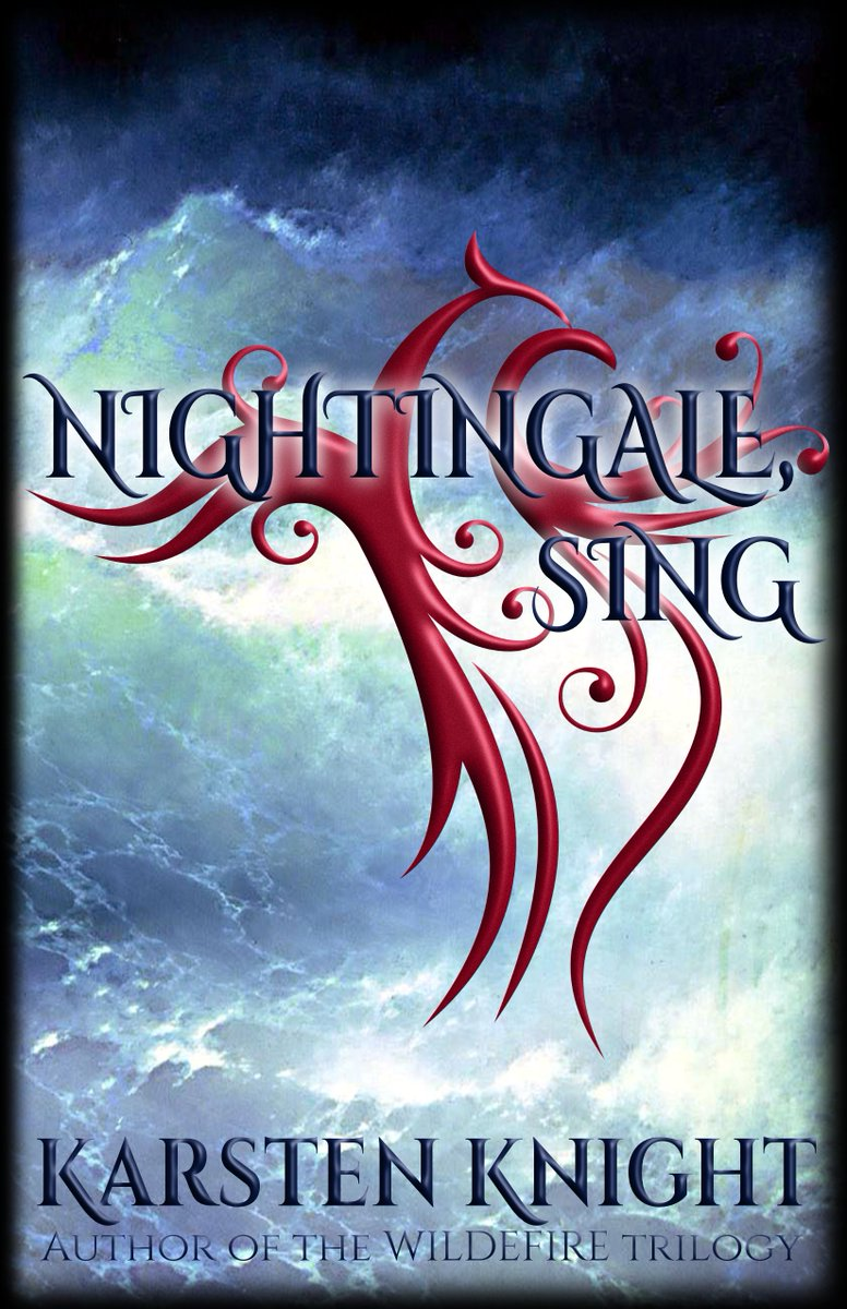 NIGHTINGALE, SING is out this week! I hope you love it as much as I do :D (RTs appreciated) https://t.co/eMV1VPS2vU https://t.co/eVORP0vgh2