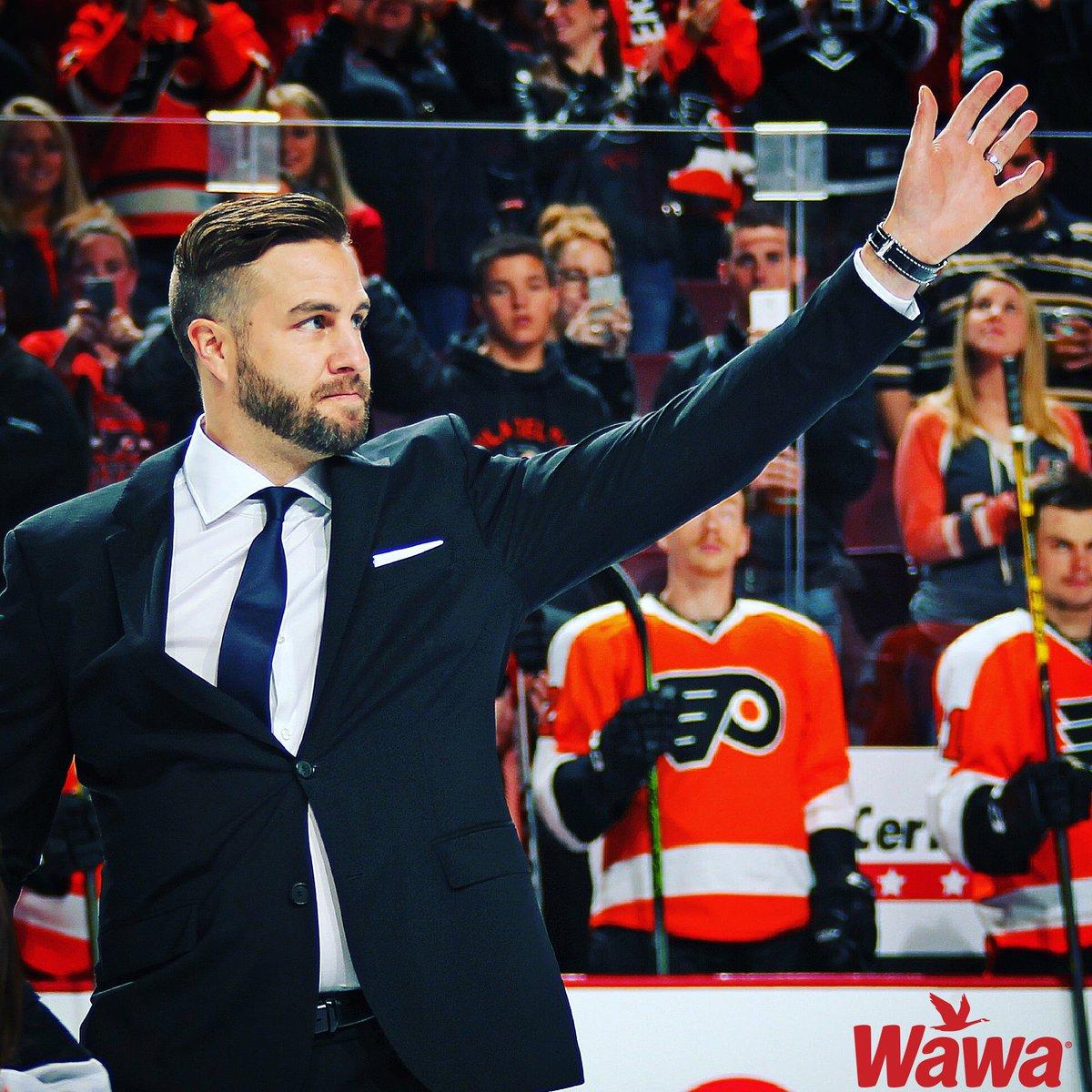 "7 Best Philadelphia Flyers Themed Party Images On: Philadelphia Flyers On Twitter: ""Join Us In Wishing Simon"