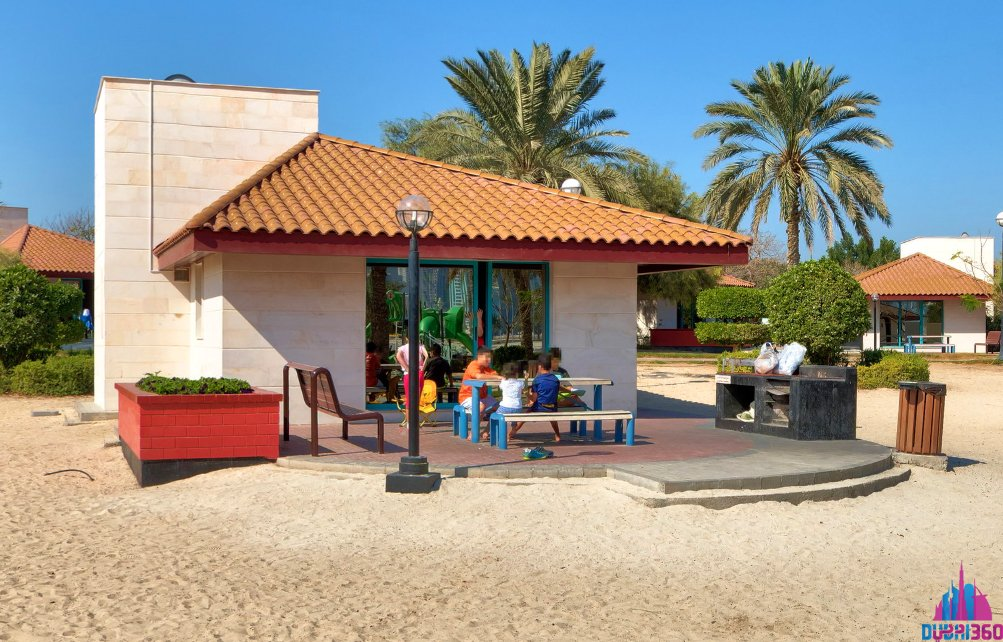 Chalet Rental at Al Mamzar Beach Park