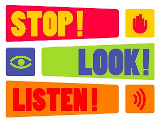 Have you STOPPED, LOOKED and LISTENED today? Leap into Action and lead the way #stoplooklisten16 https://t.co/I3AH7T3OCy