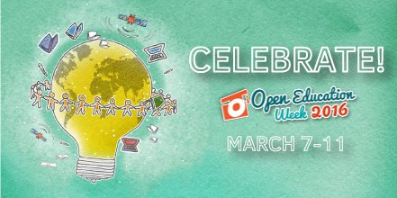 Open Education Week is coming! Register for sessions... https://t.co/6P0L9PlODO @openeducationwk #uaopened #ualberta https://t.co/lDvmp8Z4sY