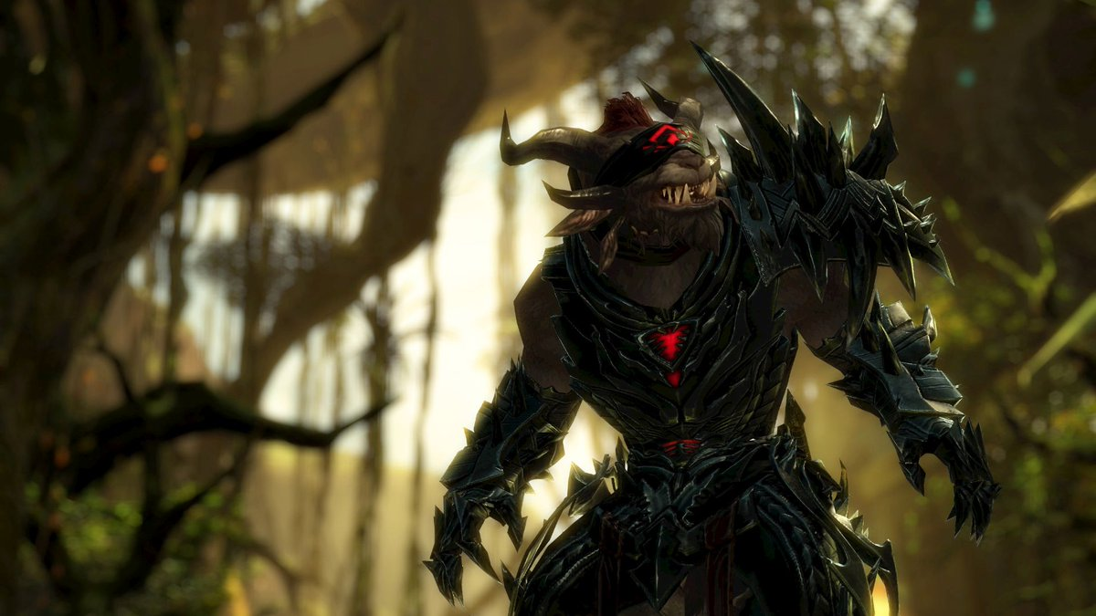 The Charr Revenant - Follow in footsteps of Rytlock, the warrior who has returned from the Mists and became the Revenant!