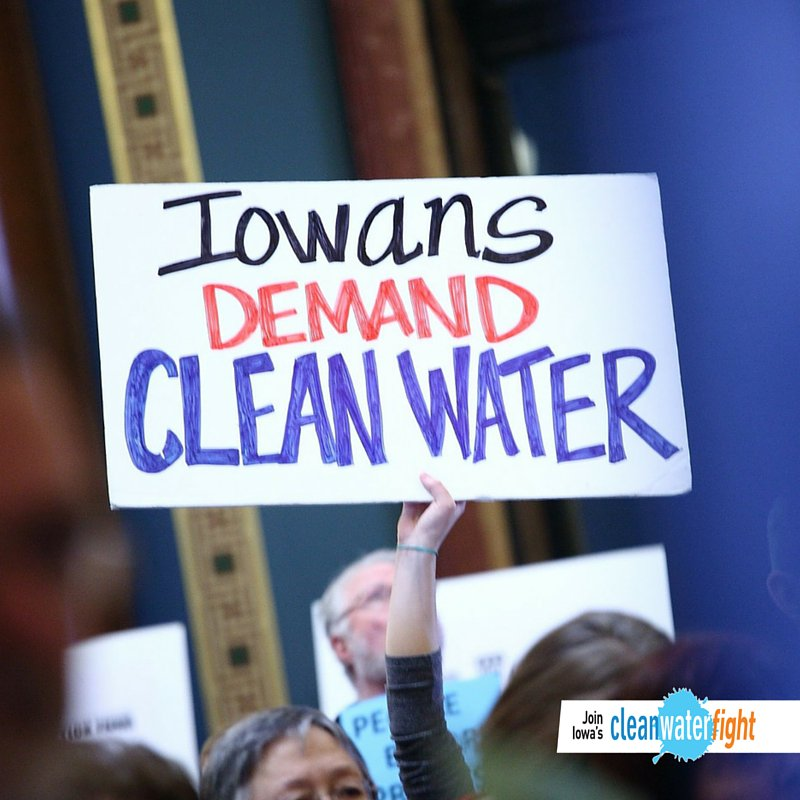 MUST READ: Iowans support @DSMH2O water lawsuit: https://t.co/vkOq8NlPYG via @DMRegister #cleanwaterfight https://t.co/qqr0OY8XZc