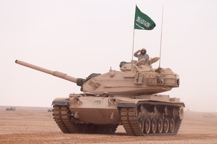 متابعة:-  #رعد_الشمال مناورة علي الأراضي السعودية بمشاركة إسلاميه وعربية واسعة - صفحة 6 CcZuXZHWoAAKCvq