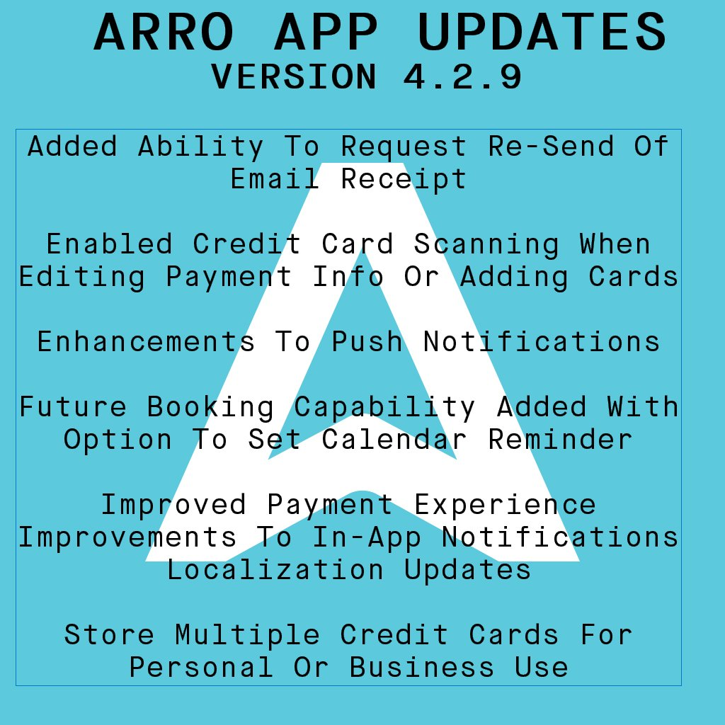 Arroapp hashtag on twitter arroapp has some important updates for android and ios smartphones pcmag cnet ehail taxicab nyc bostonpicitteroezgmgbie5 reheart Image collections