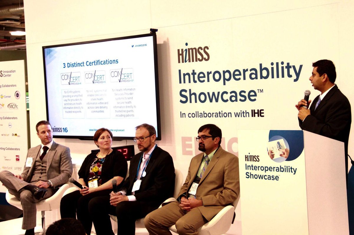 Matt asiaf on twitter enjoyed participating in a great panel matt asiaf on twitter enjoyed participating in a great panel himss discussing concert certification himss16 healthcareit innovation 1betcityfo Images