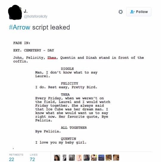 Spoiler] Guggenheim confirms that leaked