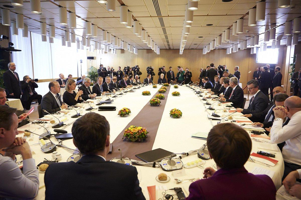 Турция заберёт беженцев у ЕС в обмен на послабление визового режима и €3 млрд