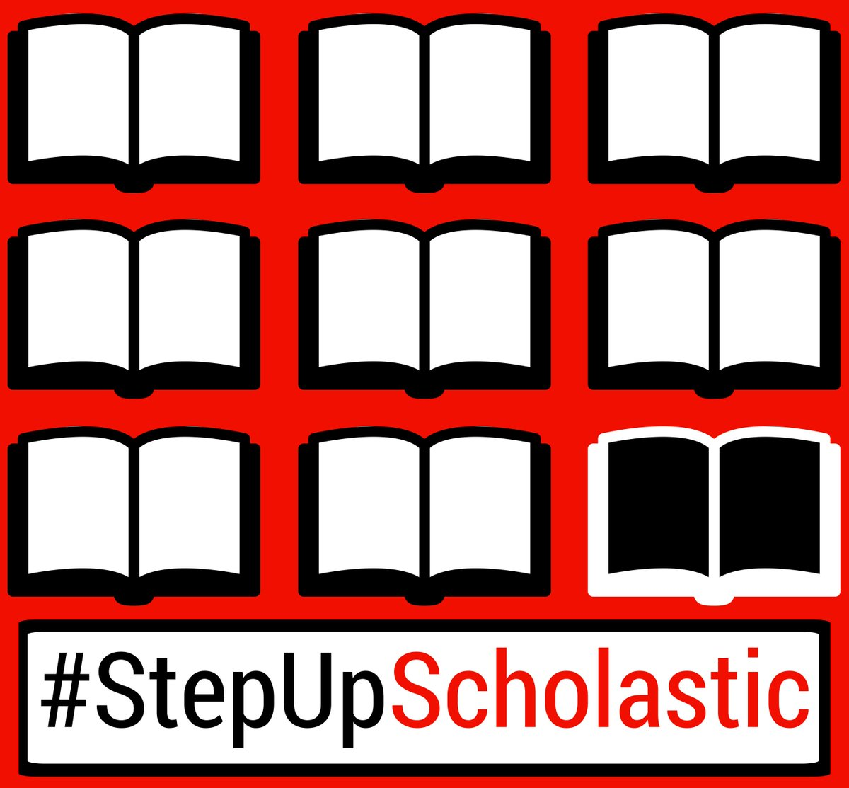 Check out details about the #StepUpScholastic Campaign here: https://t.co/ul7CeXIdvr https://t.co/c9PY0ILrTW