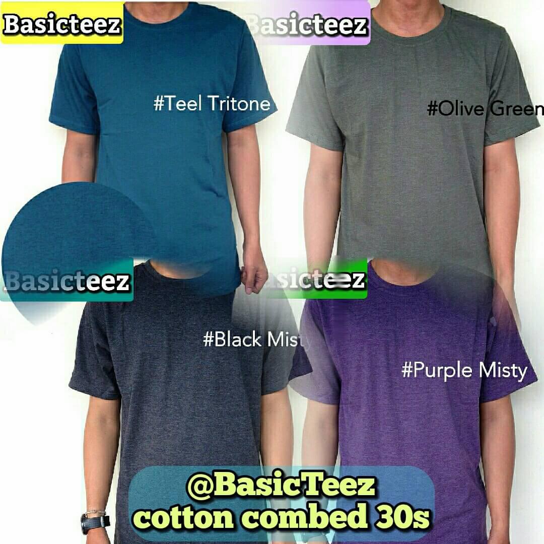 Pusat Kaos Polos Basicteez Twitter Black Misty 0 Replies 2 Retweets Likes
