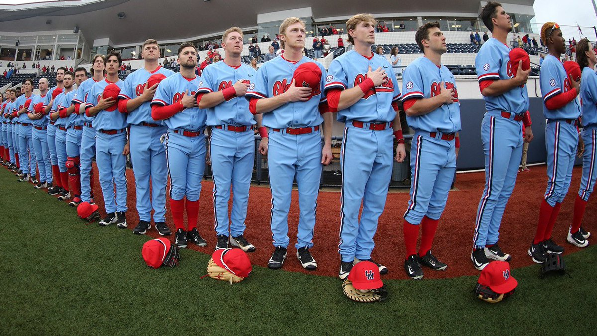 check out 5d1e6 d86c6 Ole Miss Baseball on Twitter: