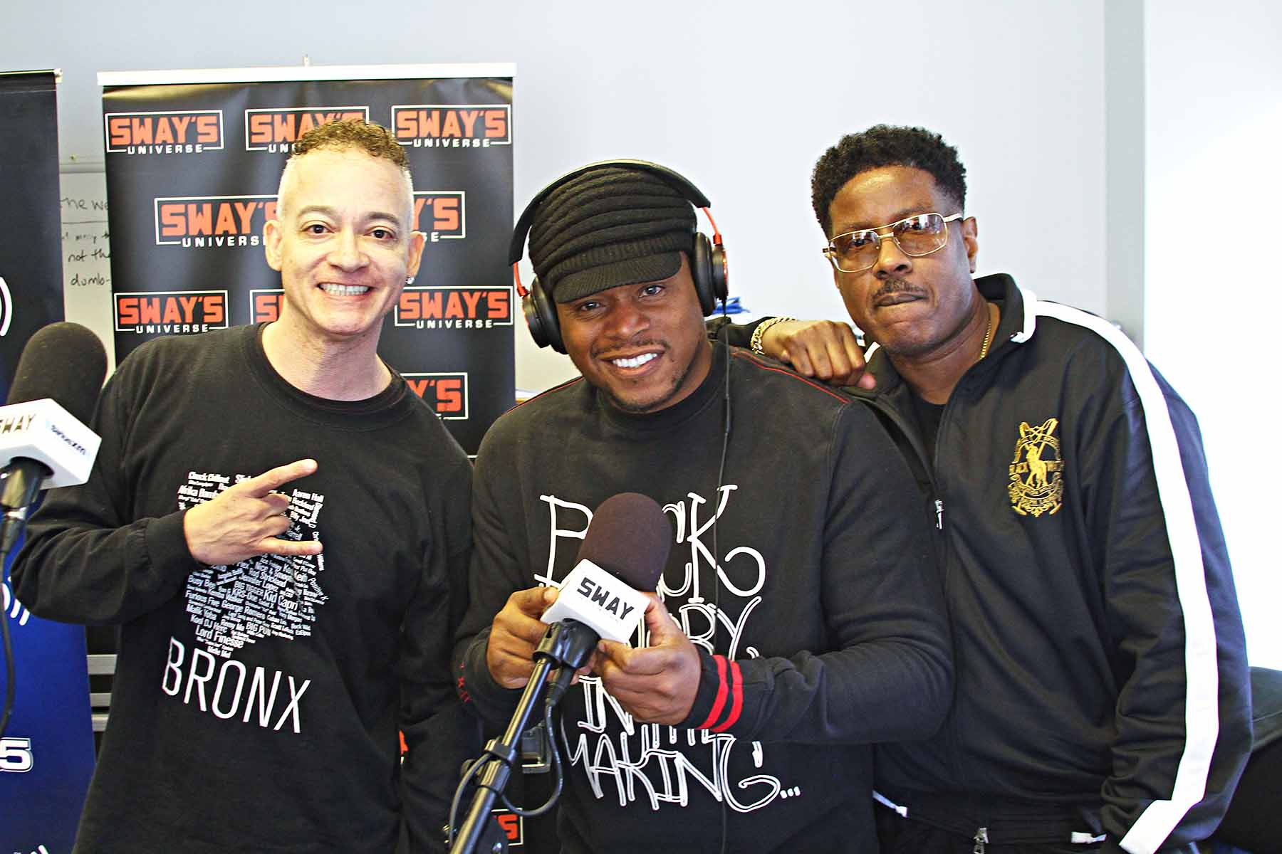 Kid n Play on Being the First Rappers in Fashion & Creating the 'Martin' Theme Song