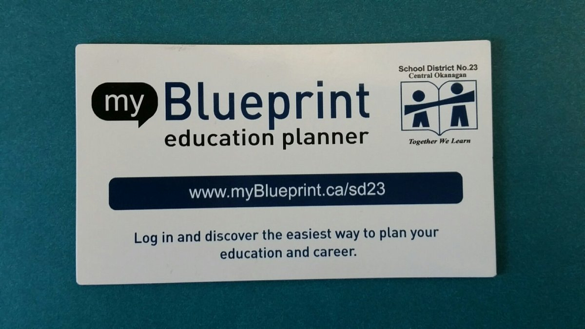 Kss career programs on twitter did you know all sd23 students kss career programs on twitter did you know all sd23 students are registering with my blueprint education planner httpstnwqw80k9gl sd23 malvernweather Image collections