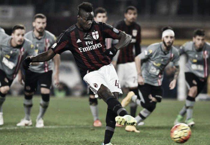 Rojadirecta MILAN-ALESSANDRIA Streaming, vedere Diretta Calcio Gratis Oggi in RAI TV 1° Marzo 2016 ore 21