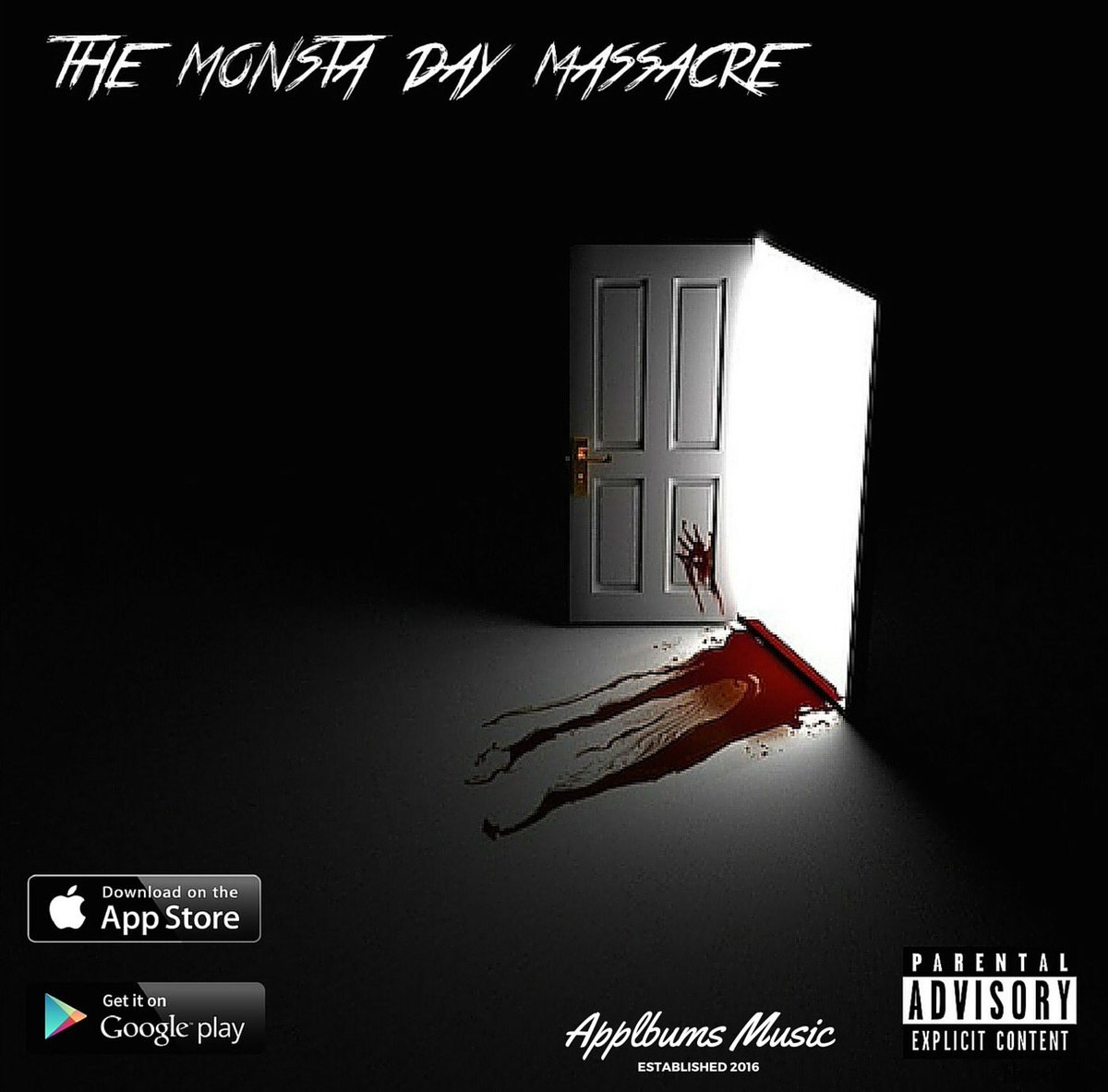 Track list for #TheMonstaDayMassacre now available on https://t.co/WlUvQssbeP  3/7/16 https://t.co/S83RhJDHOV
