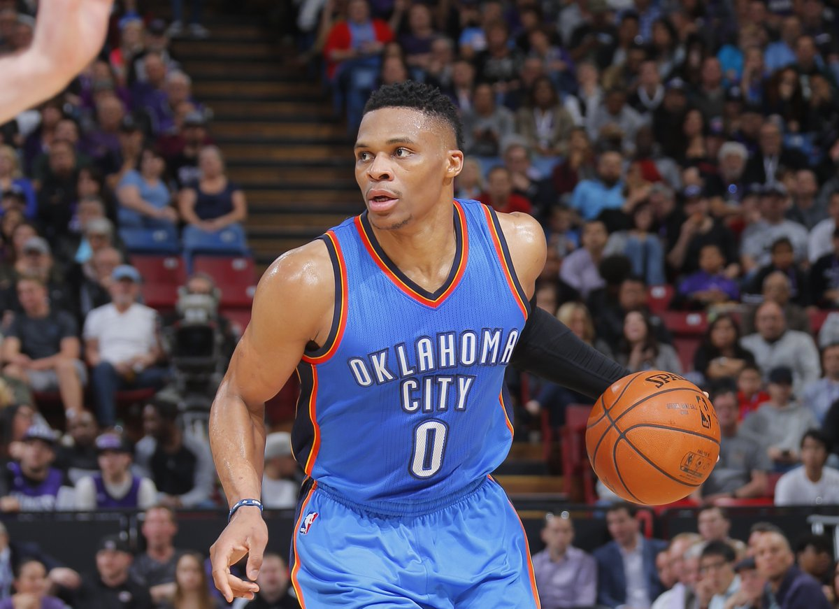 russell westbrook stunningly left - photo #49