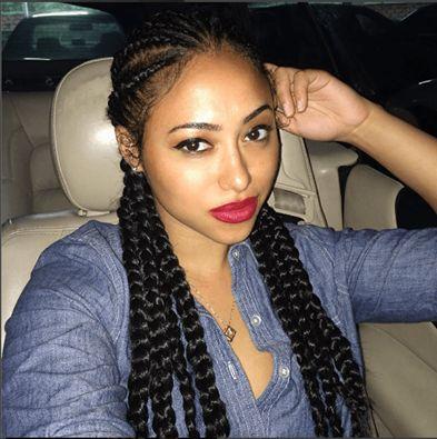 """BlackWomen Hairstyle on Twitter: """"#aleahhhh #Beautiful #Braids ..."""