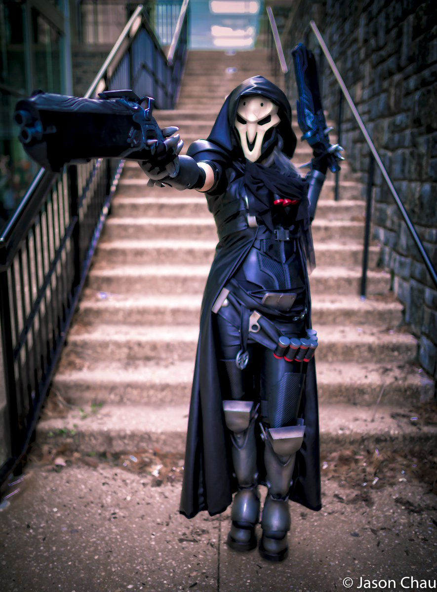 the ultimate reaper cosplay overwatch