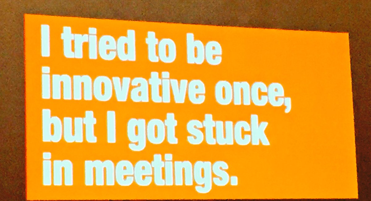 Is it innovation or iteration? Truth. @briansolis #linkedoc https://t.co/qhHLgR35vz