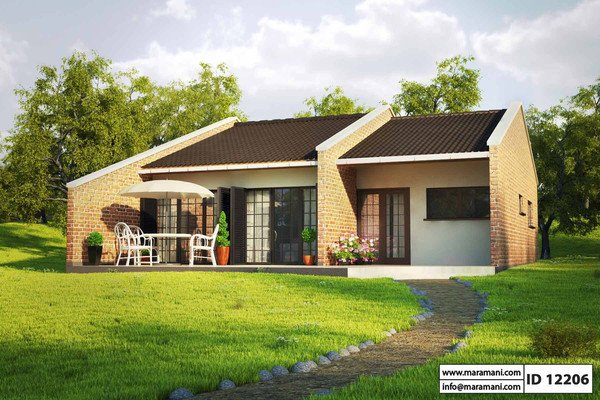 Maramani House Plans On Twitter Ideal For Small Families Or As An