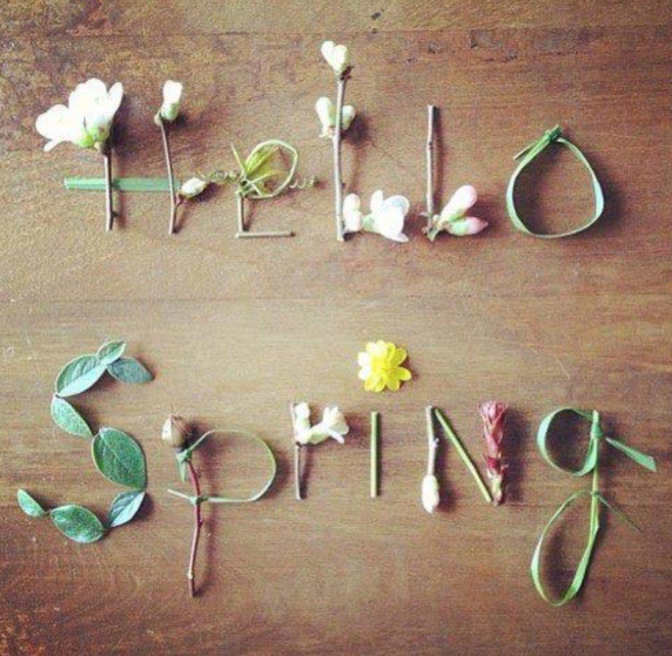 Картинка с первым днем весны стильные, картинки