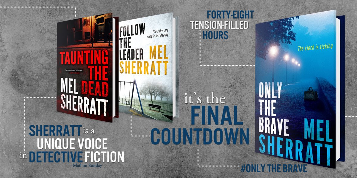 Yay - all three DS Allie Shenton books are on offer for £1 each in March. #kindle https://t.co/R6u3Cuj5tl https://t.co/NFrrcapZ7l