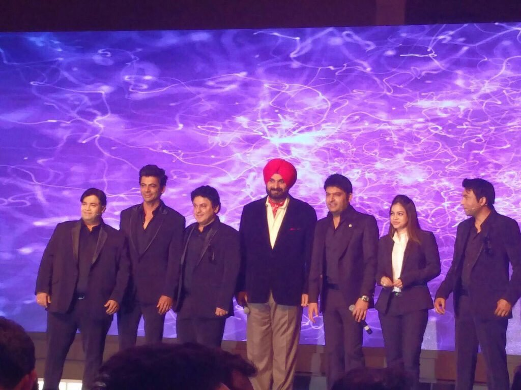 Everything You Need To Know About The First Episode Of Kapil Sharma's Show!