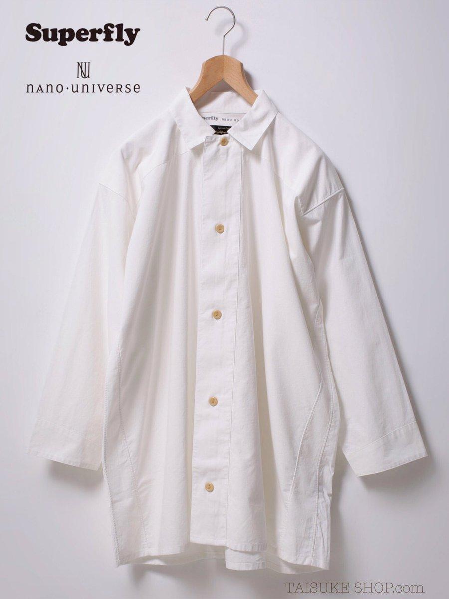 Superfly × ナノ・ユニバース コラボレーション シャツを3/14(月)18:00より、TAISUKE SHOPにて発売