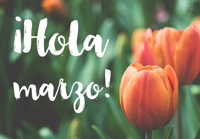 marzo, primaveral