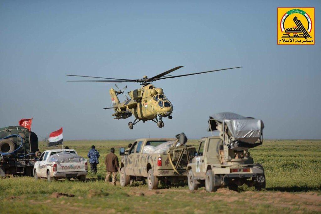 Iraqi Army - Page 10 CcdR5lgWAAESt_U