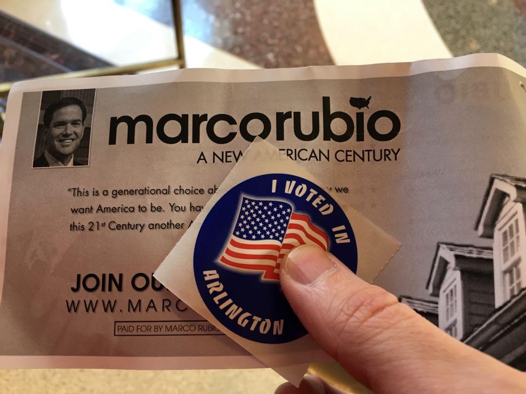 I voted for #nevertrump. https://t.co/dHJsngYkdF