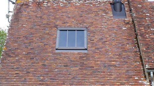 Olivier fraudeau on twitter couverture et ch ssis de toit velux en pos - Pose tuiles plates anciennes ...