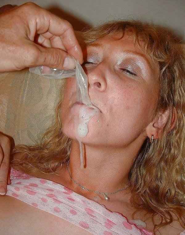 Tight cum drinking sluts sperm just