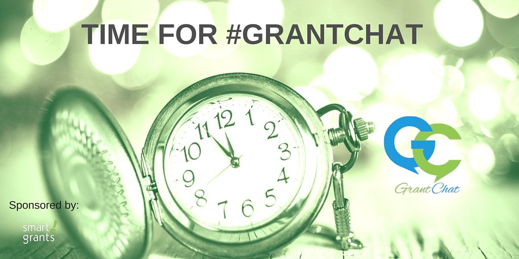10 minutes to #Grantchat!!! Join this great community for today's conversation on Rural Challenges in Grantseeking.  https://t.co/N61AKhPg2x