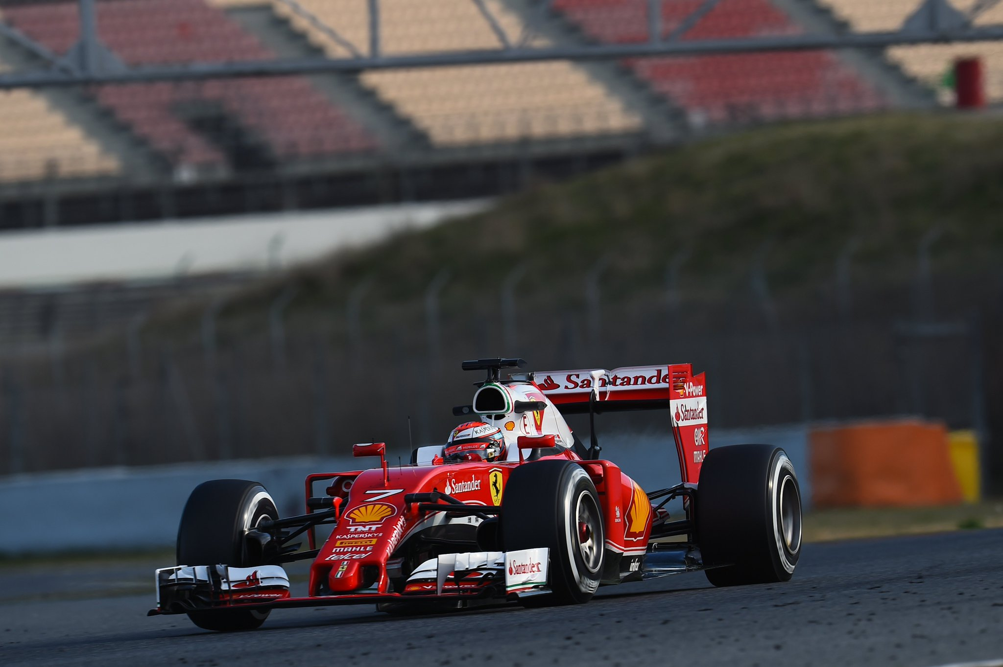 Kimi: I think we have a very good package, time will tell if it is good enough