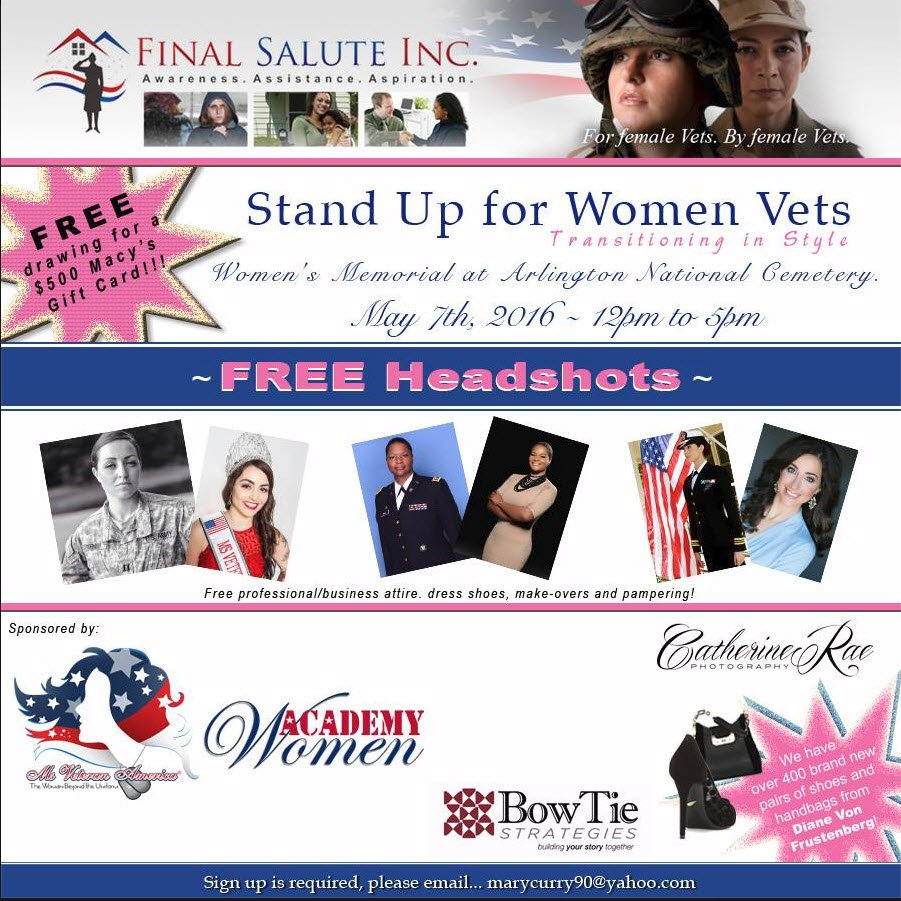 FINAL SALUTE: STAND UP! Vets helping #Veterans https://t.co/2dMUGIfscE #charity, #army, #military, @FinalSaluteInc https://t.co/f2XeWrZtWV